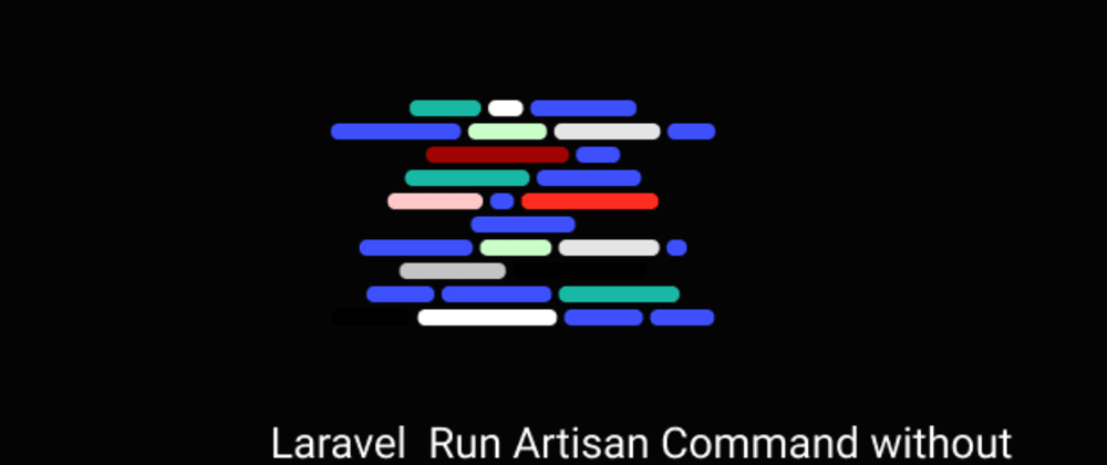 Cover image for Laravel Run Artisan Command with Ui