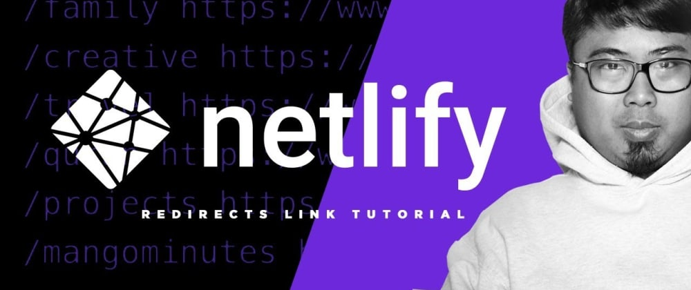 Cover image for Turn your URL into Short Link using Netlify Redirects