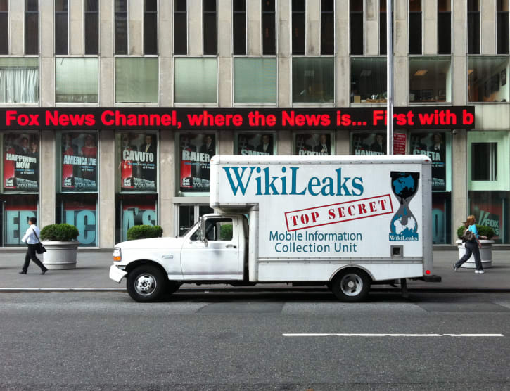 Codepunk 046: WikiLeaks and Guerilla Journalism