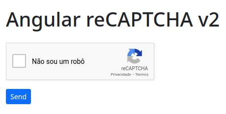 Angular Google reCAPTCHA v2