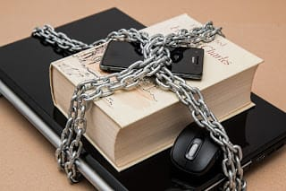 books and chains
