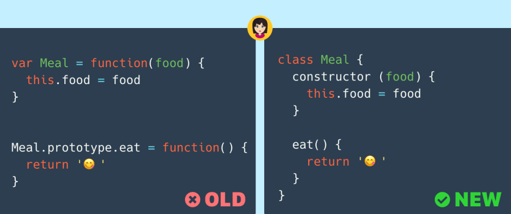 Cover image for Classes in JavaScript