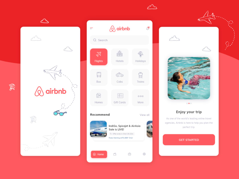 airbnb native app - Reasons to Choose React Native for App Development
