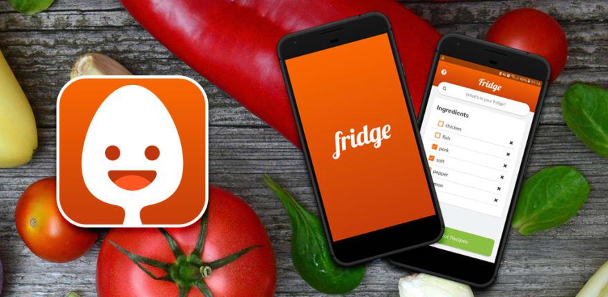 Fridge Mobile App