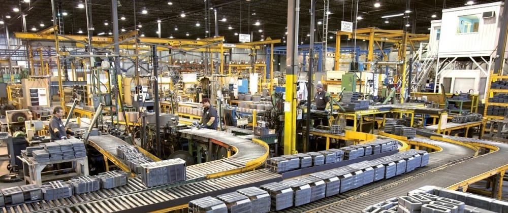 Cover image for What Are Industrial Manufacturing processes?