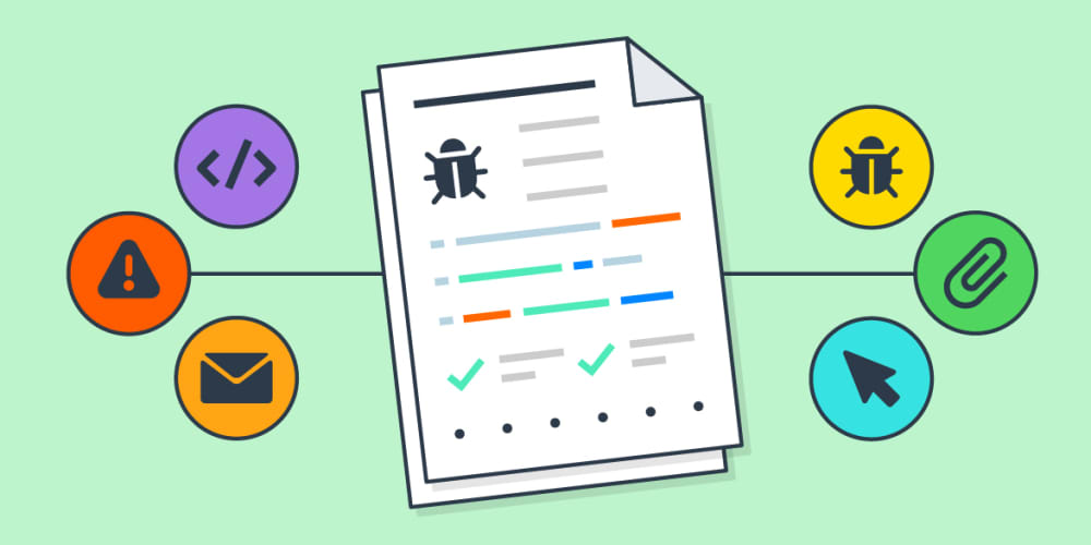 How to Write an Effective Bug Report (incl  template) - DEV