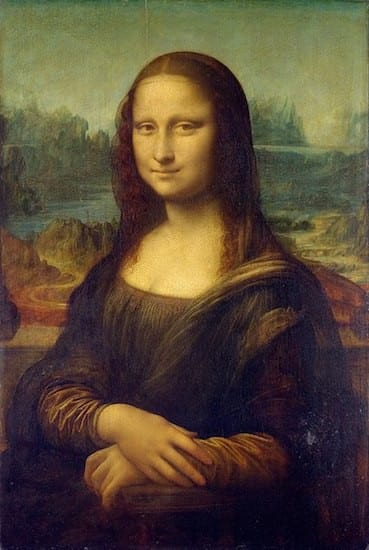 Paint of canvas