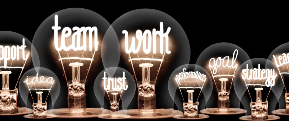 Cover image for Teamwork Makes The Dream Work