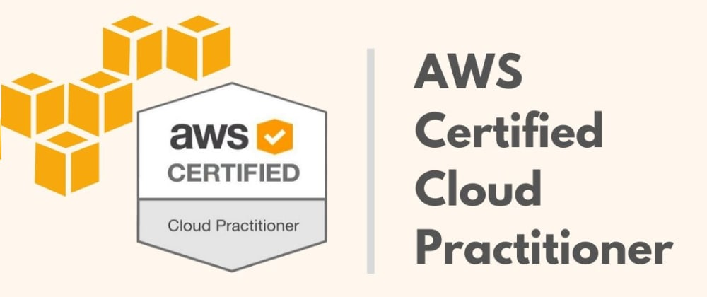 Cover image for Top Tips for the AWS Certified Cloud Practitioner Exam!