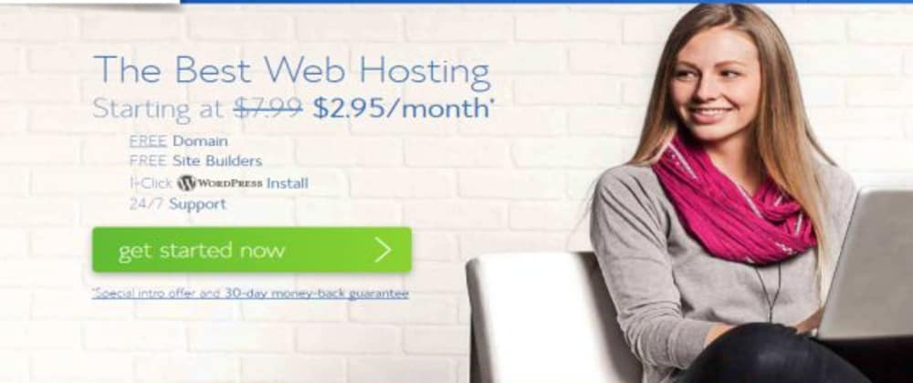 Cover image for Create And Host Your PHP Website On BlueHost Detailed Bluehost Review 2018