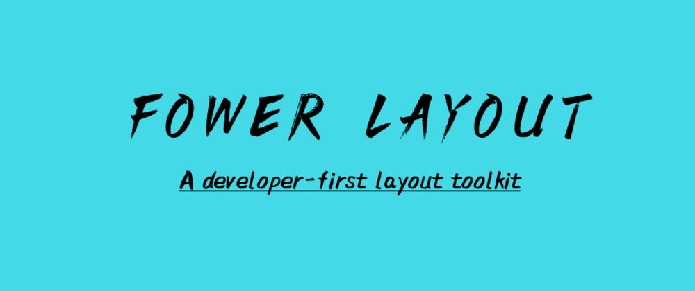 Cover image for A developer-first layout engine for web