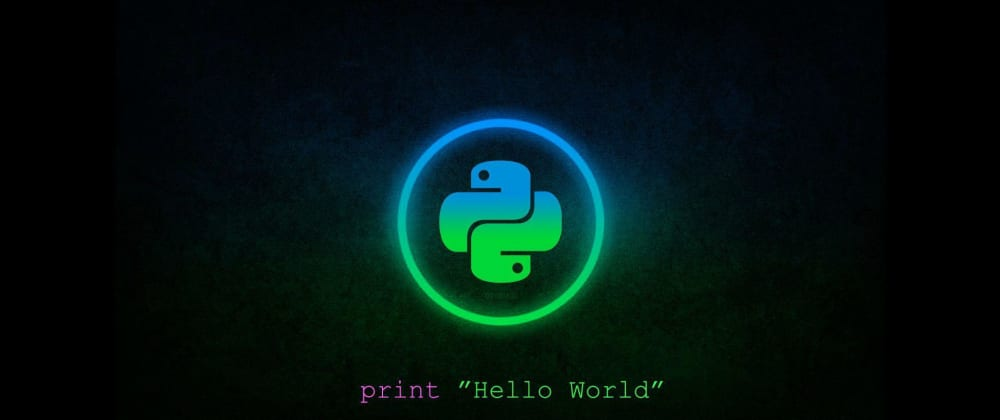 Cover image for Learning Python- Basic course: Day 4, The for loop