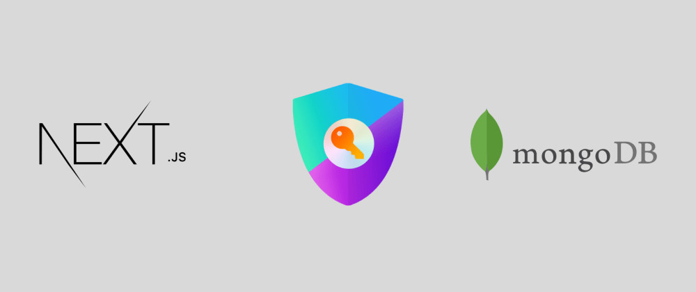 Cover image for Authentication with credentials using Next-Auth and MongoDB - Part 1