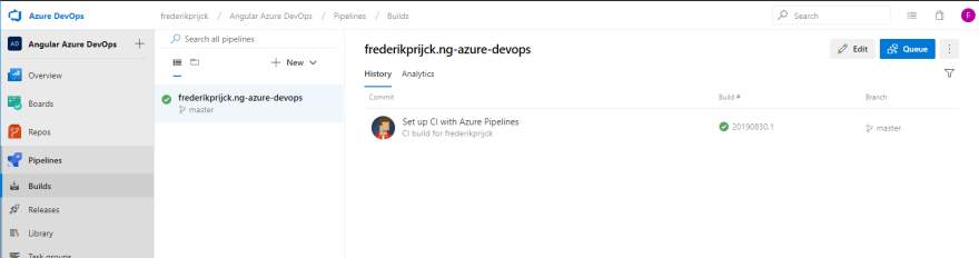 Build Pipelines Overview