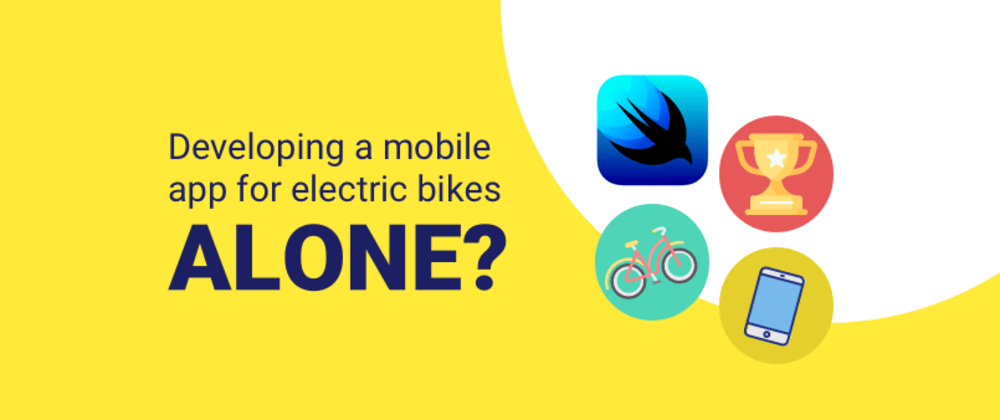 Cover image for Building an app for electric bikes as a solo developer- how a calculated risk can pay off
