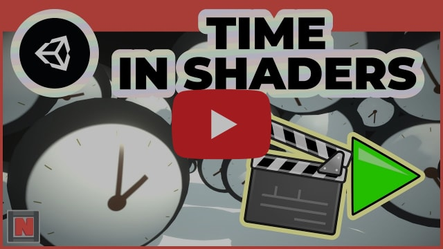 Time and Animation in Shaders! URP Shader Graph and HLSL! | Unity Game Dev Tutorial