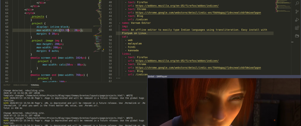 Cover image for Watch Movies While You Code In i3 Window Manager !