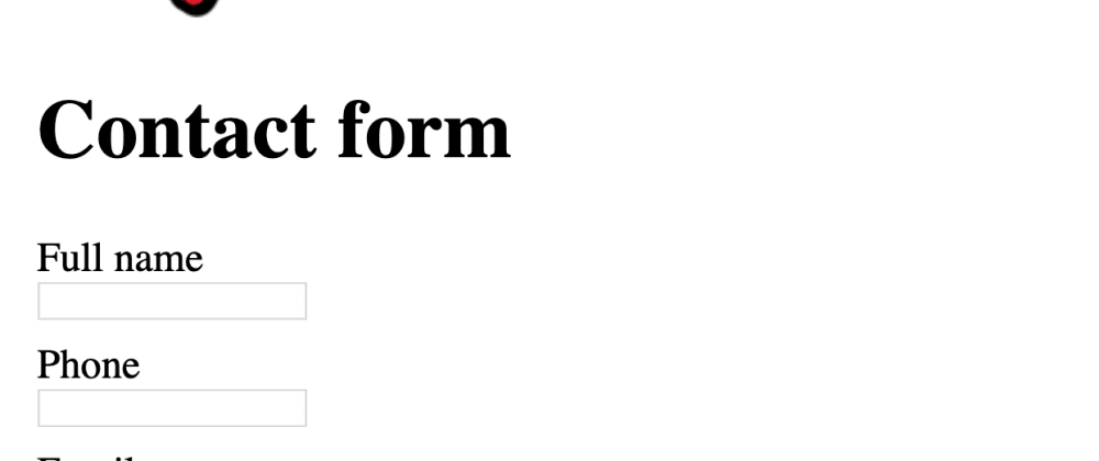 Cover image for Unform: the definitive form library for React apps