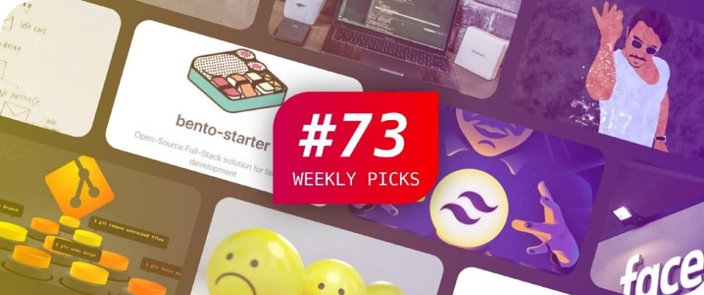 Cover image for Weekly Picks #73 - Development Posts