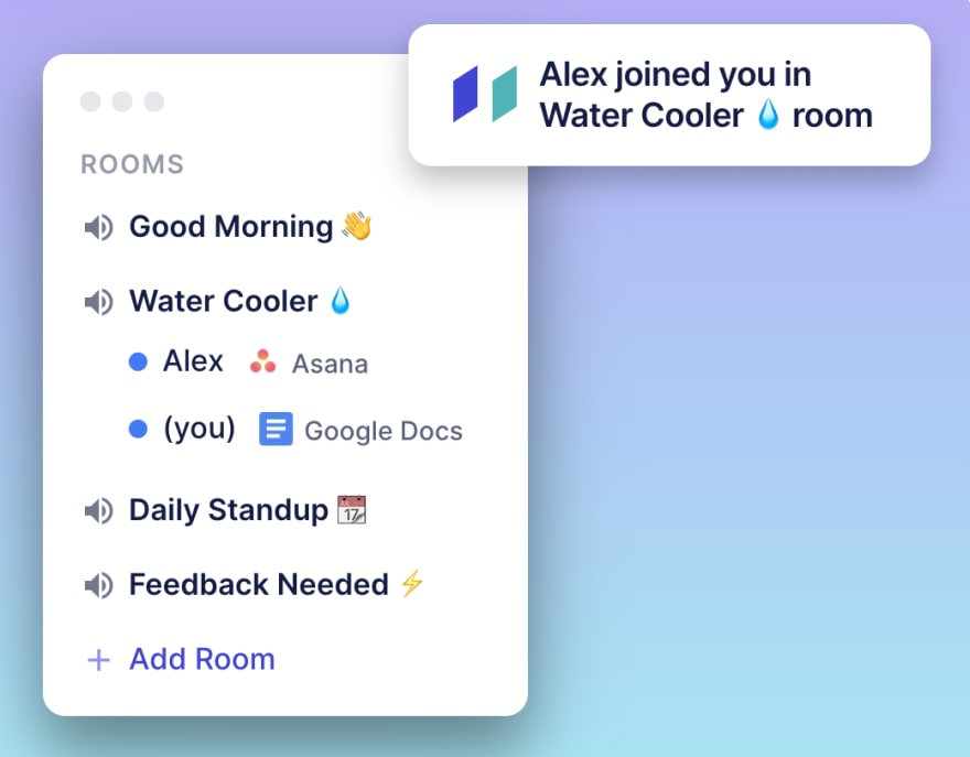 UI of Tandem App
