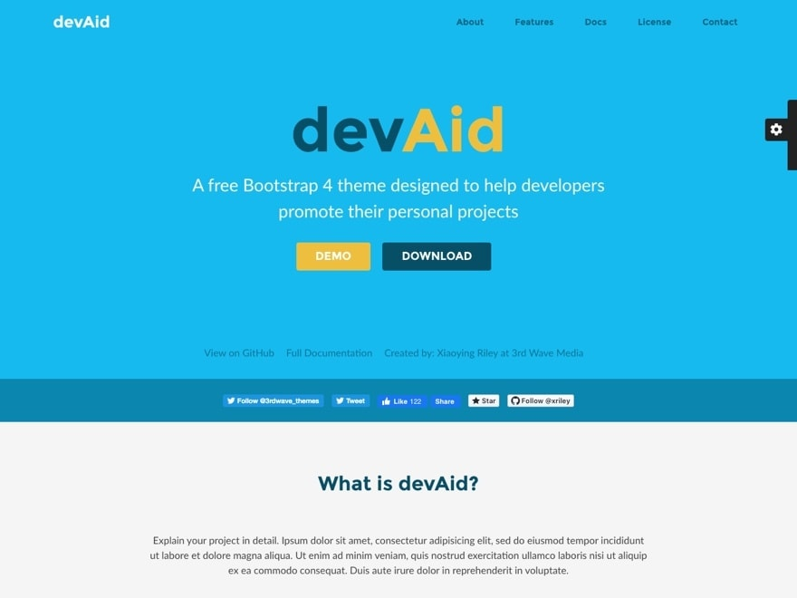 devAid Template