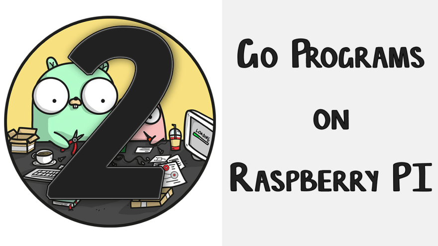 gophers-with-raspberry-pi