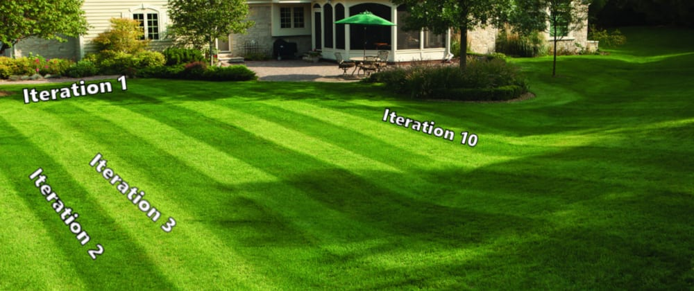 Cover image for Software Engineering in the Real World -or- How to Use Agile to Mow Your Yard