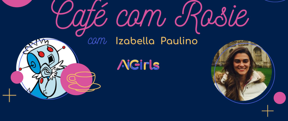 Cover image for Café com Rosie - Izabela Paulino