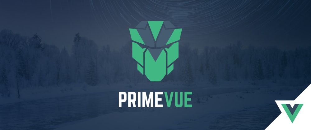 Cover image for PrimeVue 3.3.0 brings Table Filtering, Scrolling, Enhanced Selects and Colors to Vue 3