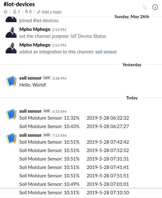 slack test
