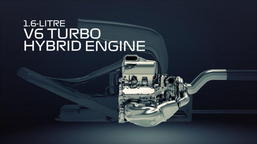 1.6L V6 Turbo Hybrid