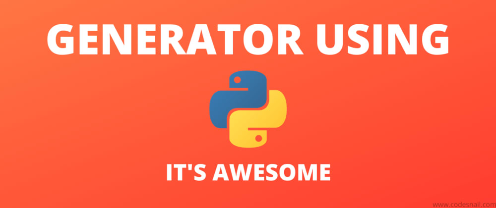 Cover image for Password Generator in Python