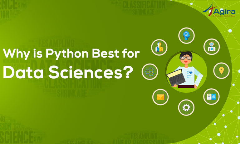 Why Python is a good choice for Data Scientists