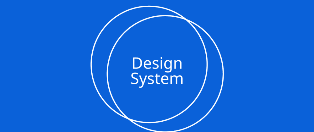 Cover image for I want everyone to know about the design system.
