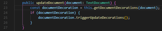 Bracket Pair Colorizer in action
