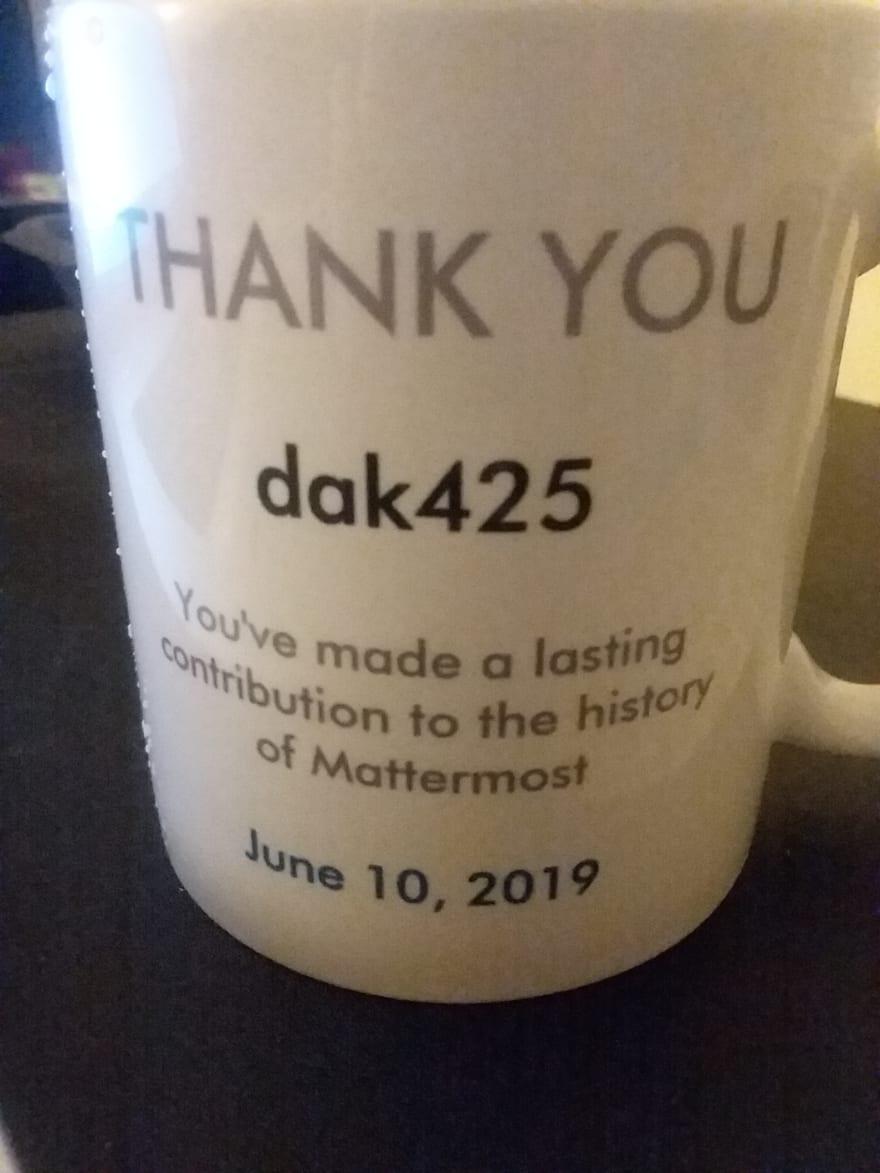 Mattermost Mug
