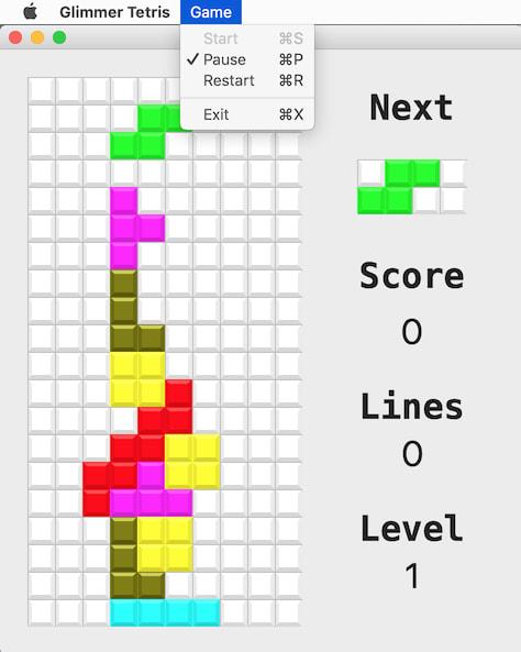 Tetris Part 3