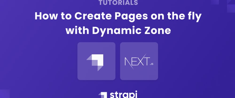Cover image for How to Create Pages on the fly with Dynamic Zone