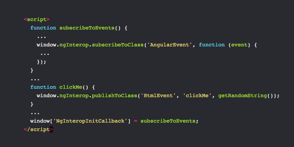 Embedding Angular Components into a Legacy Web App - DEV Community
