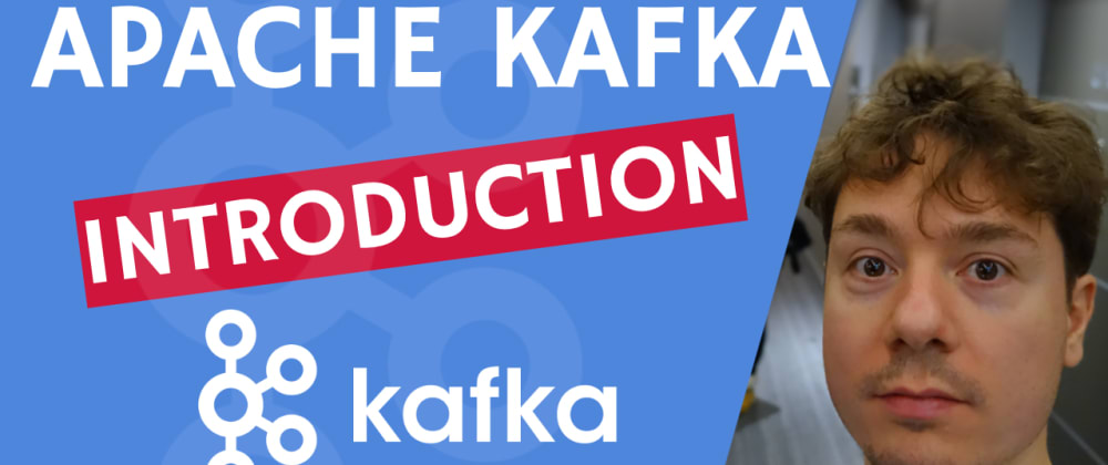 Cover image for Apache Kafka Introduction for beginners in 6 mins