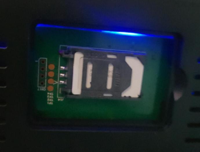 SIM Card en Router LTE