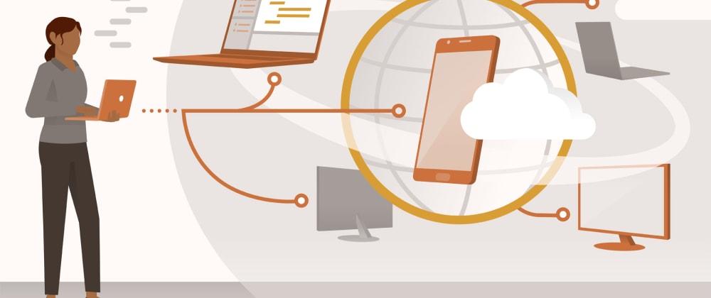 Cover image for Trabajando con servicios web a través de ASP.NET Core y DotVVM
