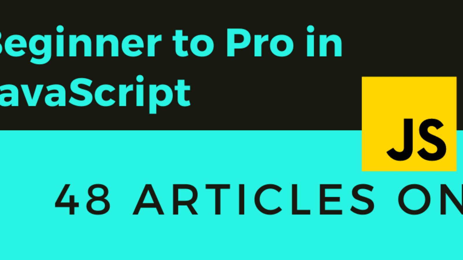20 Articles to go beginner to pro in JavaScript   DEV Community