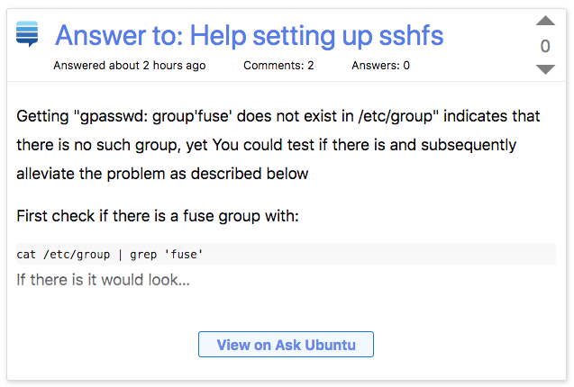 Stack Exchange Liquid tag example