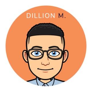 Dillion Megida profile picture