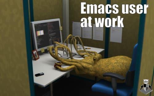 Emacs user