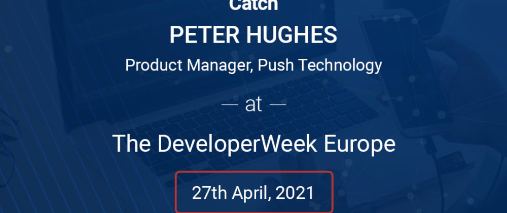 Cover image for Free Passes For The Largest Developer And Engineering conference Europe 2021