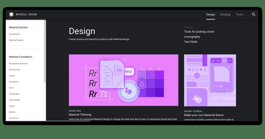 Material Design
