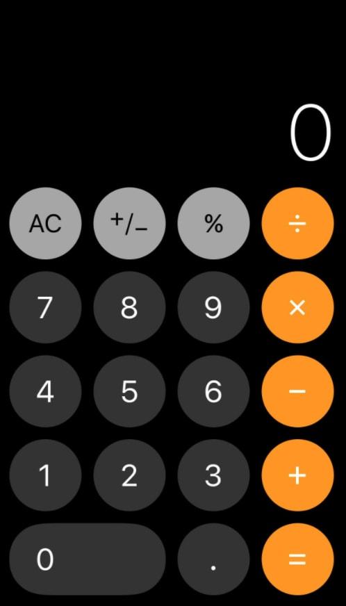 JavaScript Calculator Image