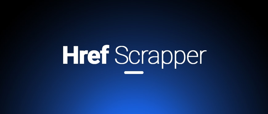 Href Scraper